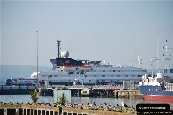 2018-05-05 to 06 MV Corinthian @ the new Poole Cruise Terminal (1)257