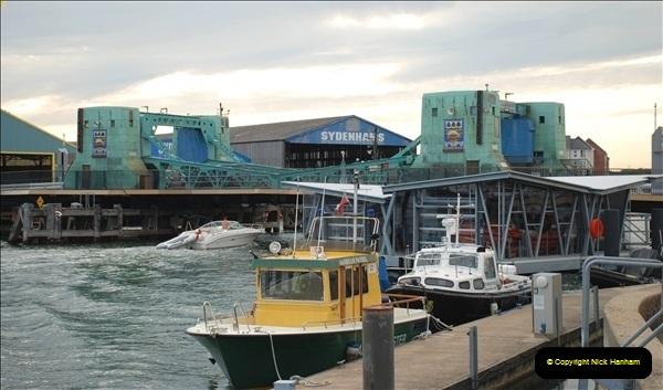 2018-08-03 Poole Quay, Poole, Dorset.  (14)295