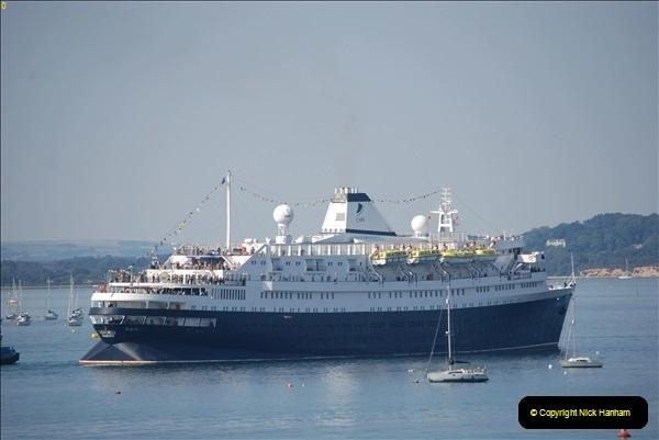 2018-09-03 BIG ships at Poole. (4)307
