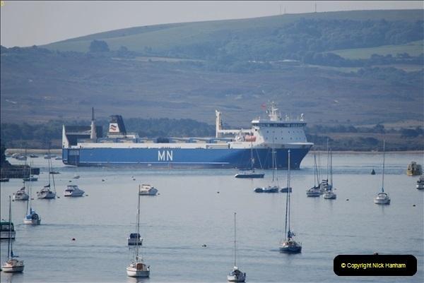 2018-09-03 BIG ships at Poole. (7)310