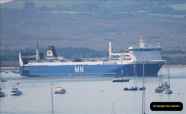 2018-09-03 BIG ships at Poole. (8)311