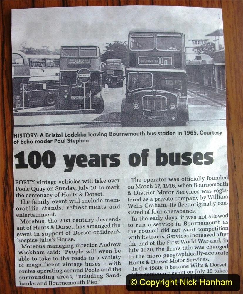 2016-07-10 Hants & Dorset 100 Years. (1) 001