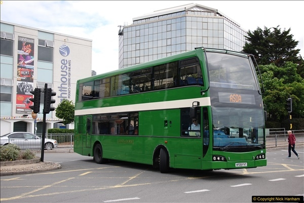 2017-05-30 Poole Bus Station, Poole, Dorset.  (22)242