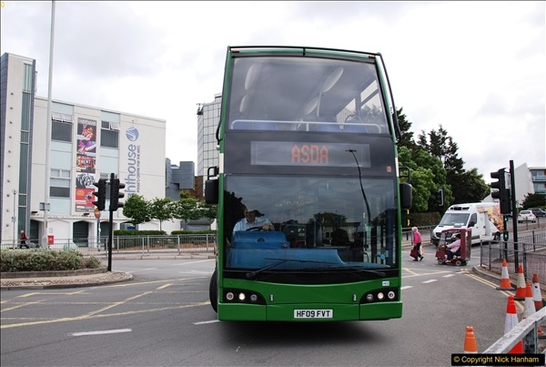 2017-05-30 Poole Bus Station, Poole, Dorset.  (23)243