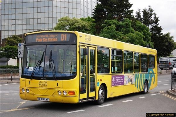 2017-05-30 Poole Bus Station, Poole, Dorset.  (35)255