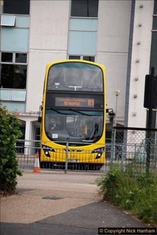 2017-05-30 Poole Bus Station, Poole, Dorset.  (46)266