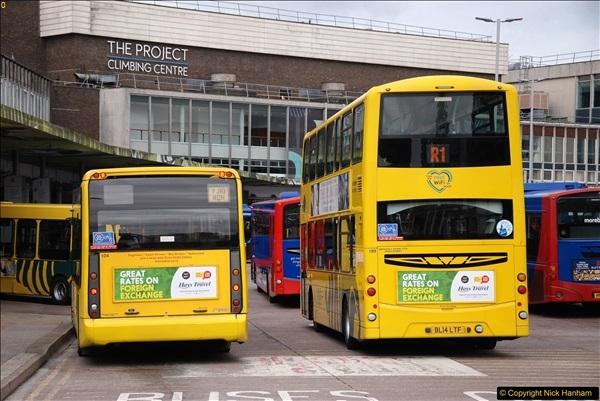 2017-05-30 Poole Bus Station, Poole, Dorset.  (47)267