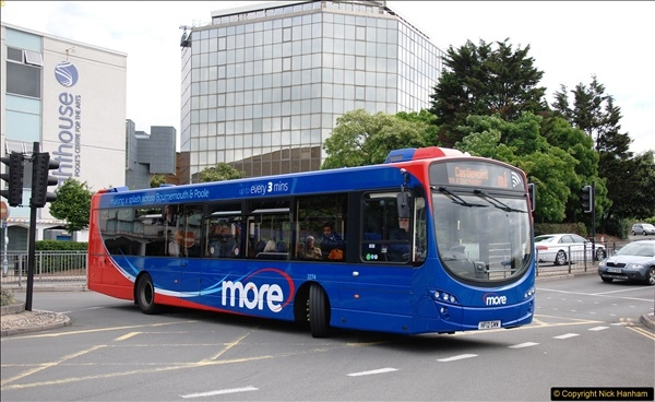 2017-05-30 Poole Bus Station, Poole, Dorset.  (67)287
