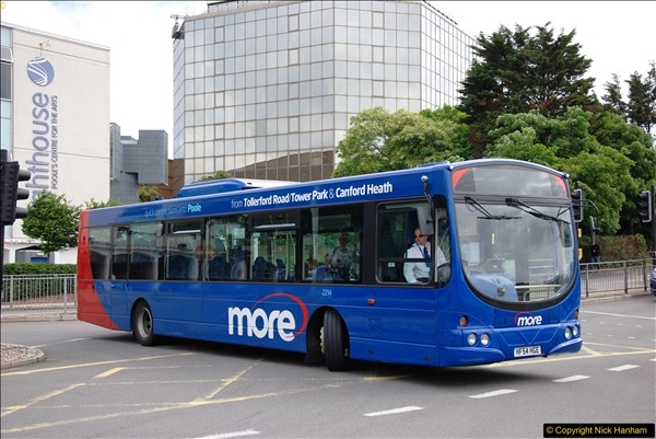 2017-05-30 Poole Bus Station, Poole, Dorset.  (71)291