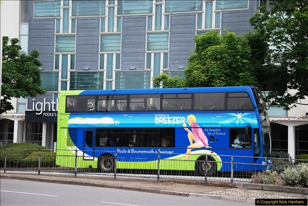 2017-05-30 Poole Bus Station, Poole, Dorset.  (72)292