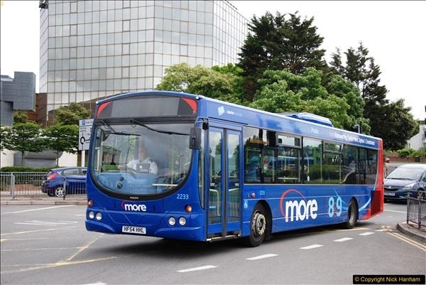 2017-05-30 Poole Bus Station, Poole, Dorset.  (73)293