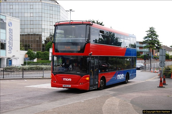 2017-05-30 Poole Bus Station, Poole, Dorset.  (76)296