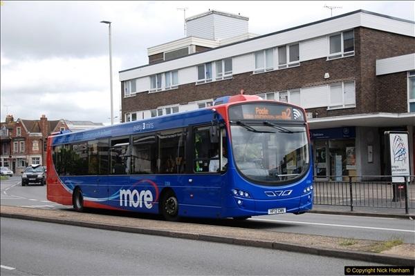 2017-05-30 Poole Bus Station, Poole, Dorset.  (78)298
