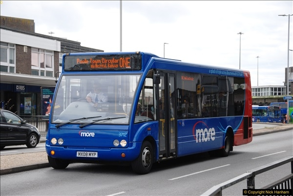 2017-05-30 Poole Bus Station, Poole, Dorset.  (81)301