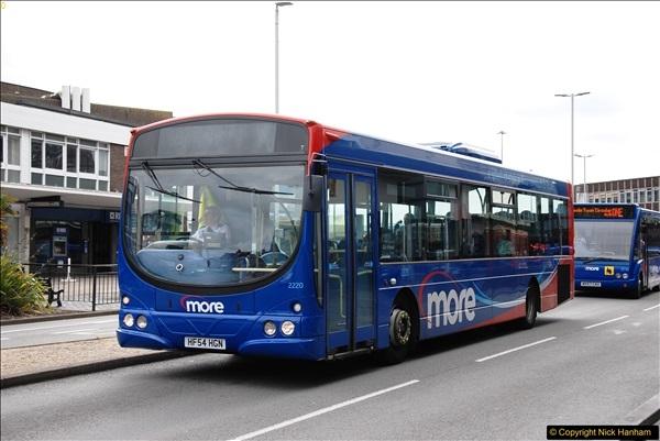 2017-05-30 Poole Bus Station, Poole, Dorset.  (82)302