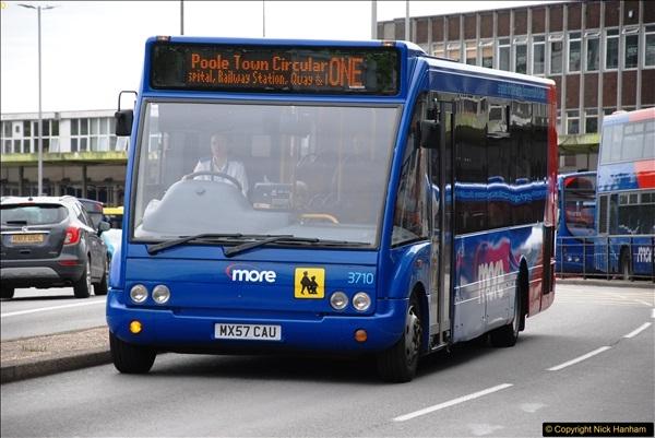 2017-05-30 Poole Bus Station, Poole, Dorset.  (83)303