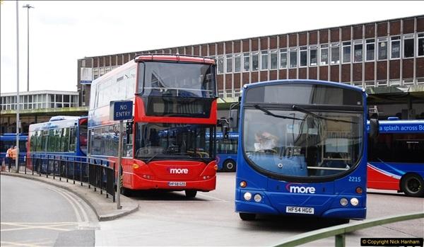 2017-05-30 Poole Bus Station, Poole, Dorset.  (84)304