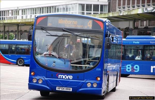 2017-05-30 Poole Bus Station, Poole, Dorset.  (85)305