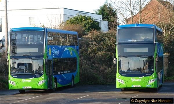 2017-12-18 Swanage bus depot, Swanage, Dorset.  (1)477