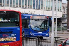 2017-05-30 Poole Bus Station, Poole, Dorset.  (53)273