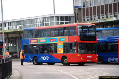 2017-05-30 Poole Bus Station, Poole, Dorset.  (77)297