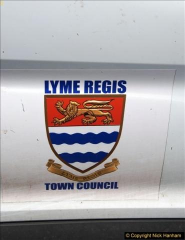 2017-04-19 At Lyme regis, Dorset.  (2)050