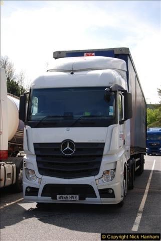 2017-05-05 At Pont Abraham Services, Carmarthenshire. (M4)  (11)091