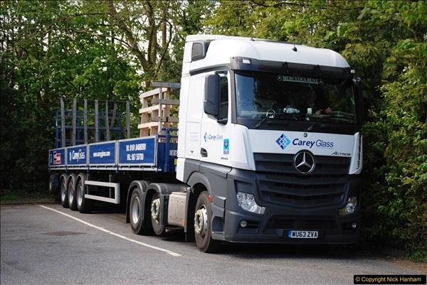 2017-05-05 At Pont Abraham Services, Carmarthenshire. (M4)  (15)095