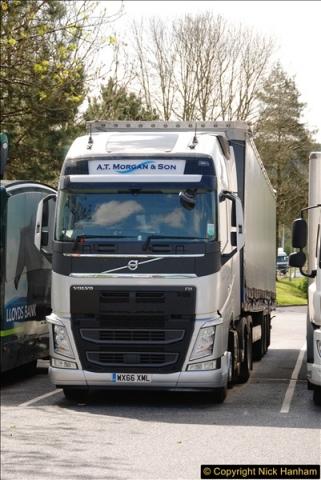 2017-05-05 At Pont Abraham Services, Carmarthenshire. (M4)  (8)088