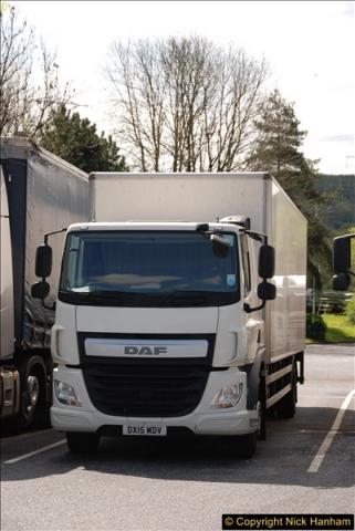 2017-05-05 At Pont Abraham Services, Carmarthenshire. (M4)  (9)089