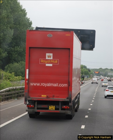 2017-06-10 Winchester and Southampton Area M3 Trucks.  (11)236