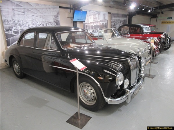 2017-09-23 Haynes Motor Museum, Yeovil, Somerset.  (27)450