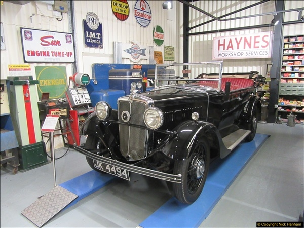 2017-09-23 Haynes Motor Museum, Yeovil, Somerset.  (28)451