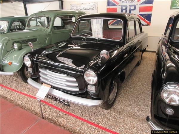 2017-09-23 Haynes Motor Museum, Yeovil, Somerset.  (33)456