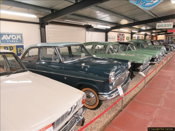 2017-09-23 Haynes Motor Museum, Yeovil, Somerset.  (34)457