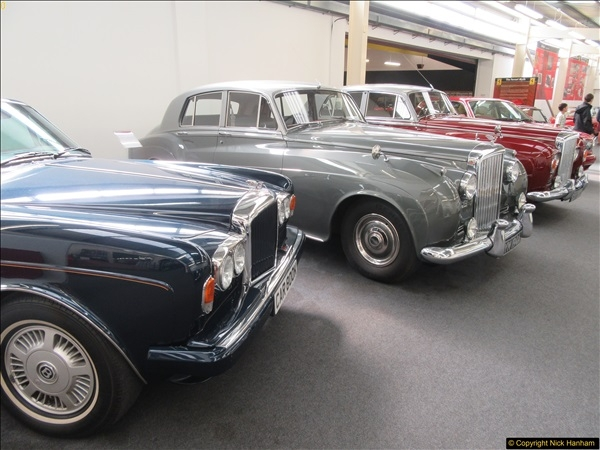 2017-09-23 Haynes Motor Museum, Yeovil, Somerset.  (36)459