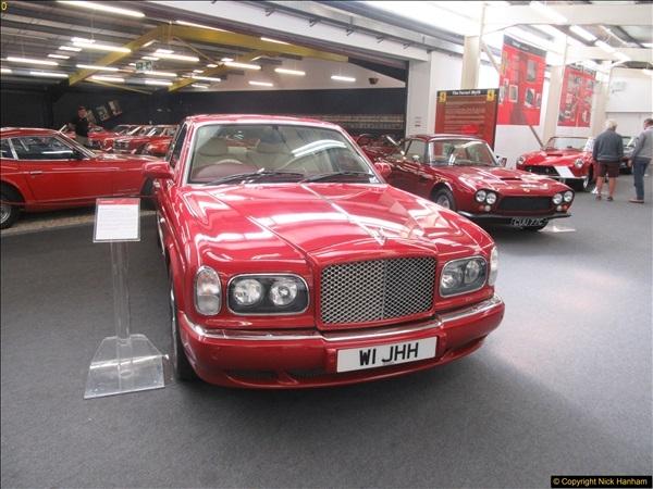 2017-09-23 Haynes Motor Museum, Yeovil, Somerset.  (37)460