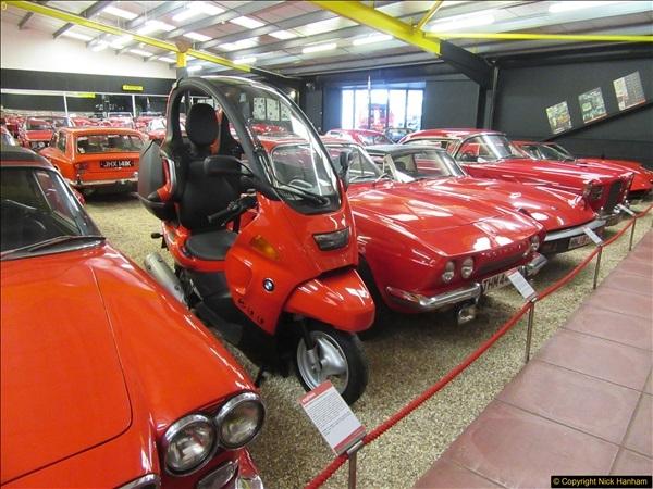2017-09-23 Haynes Motor Museum, Yeovil, Somerset.  (40)463