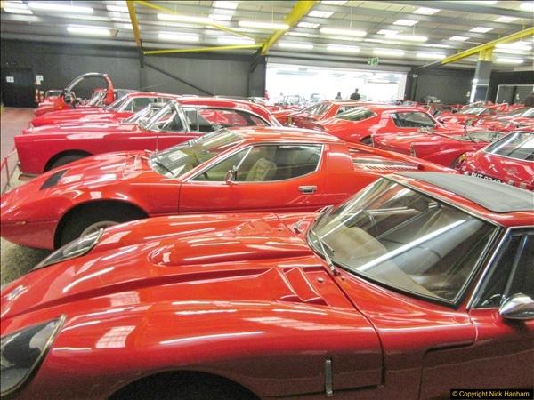 2017-09-23 Haynes Motor Museum, Yeovil, Somerset.  (41)464