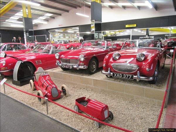 2017-09-23 Haynes Motor Museum, Yeovil, Somerset.  (42)465