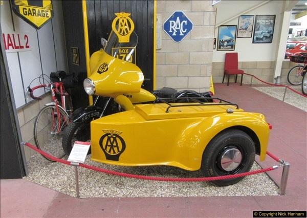 2017-09-23 Haynes Motor Museum, Yeovil, Somerset.  (46)469