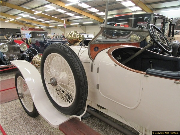 2017-09-23 Haynes Motor Museum, Yeovil, Somerset.  (49)472