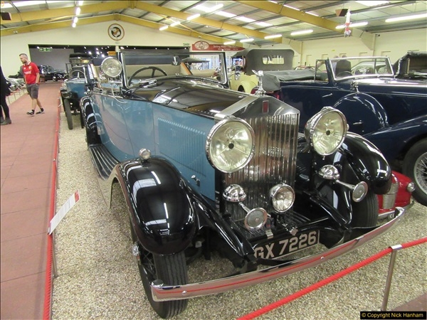 2017-09-23 Haynes Motor Museum, Yeovil, Somerset.  (50)473