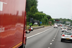 2017-06-10 Winchester and Southampton Area M3 Trucks.  (12)237