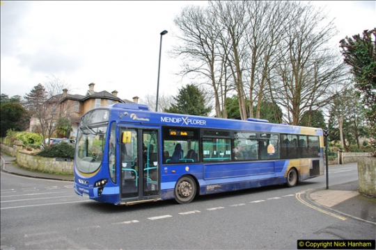 2018 Bus Coach and Tram