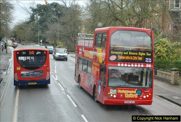 2018-03-29 Oxford buses and bus ride.  (18)069