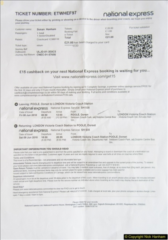 2018-06-08 & 09 A ticketet to London and return.151