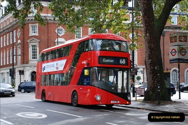 2018-09-23 and 24 Central London.  (5)461