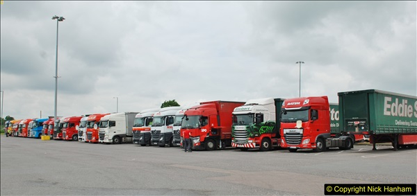 2018-06-01 Rugby Truck Stop, Watling Street, Clifton Upton Dunsmore, Rugby.  (10)134