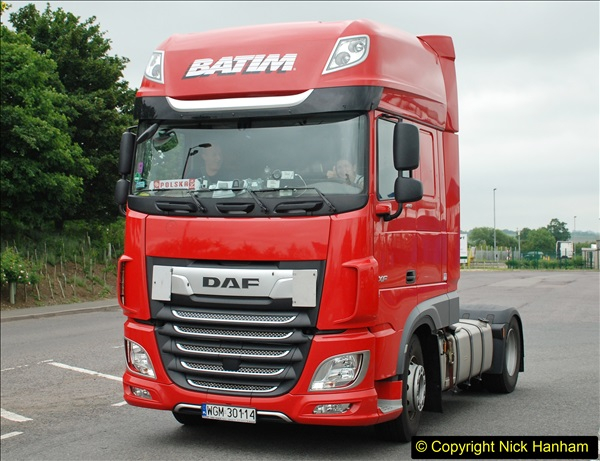 2018-06-01 Rugby Truck Stop, Watling Street, Clifton Upton Dunsmore, Rugby.  (5)129